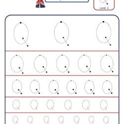 How to master Letter Q with letter tracing worksheet in multiple sizes